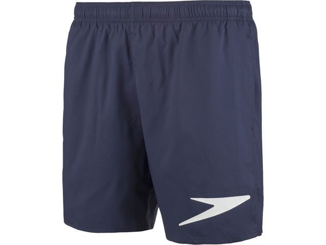 "speedo Sport Solifd 16"" Watershorts Herre navy/white"